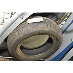 Brand new Hercules MRX + IV tire, P195/65R15- AUCTION HOUSE WILL NOT PROVIDE SHIPPING FOR THIS ITEM.
