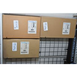 Three Donaldson filter elements including P181070, P181064 and P182063- ITEM CAN BE SHIPPED THROUGH