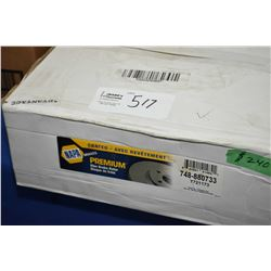 Napa disc brake rotor 48-880733 (retails $240.00) fits Dodge, Ram 2500,3500 2009-2016- ITEM CAN BE S