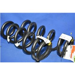 Pair of new GM coil springs part #2076 0344- ITEM CAN BE SHIPPED THROUGH CANADA POST BY THE AUCTION