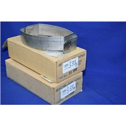 Two boxes of two Excelaguard #EX2500 caliper guards- ITEM CAN BE SHIPPED THROUGH CANADA POST BY THE