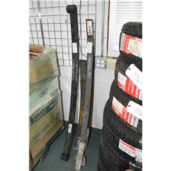 Three new inventory leafs springs including one Eagle 34-1465-1 and and Eagle 25R360-30 etc.- AUCTIO
