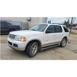 2002 Ford Explorer Limited 4X4