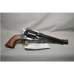 Ruger Model Old Army .44 Perc Cal ? 6 Shot Revolver w/ 191 mm bbl [ blued finish, adjustable rear si
