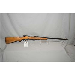 "Springfield Model 56 .22 LR Cal Mag Fed Bolt Action Rifle w/ 24"" bbl [ fading blue finish with some"