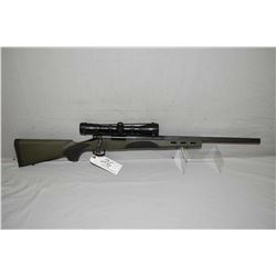 "Remington Model 700 VTR .308 Win Cal Bolt Action Rifle w/ 22"" ported bbl [ appears v- good, part tri"