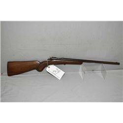 "Winchester Model Thumb Trigger .22 Short & Long ONLY Cal Single Shot Bolt Action Rifle w/ 18"" bbl ["
