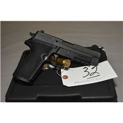 Sig Sauer Model P227R .45 Auto Cal 10 Shot Semi Auto Pistol w/ 112 mm bbl [ appears excellent , in o