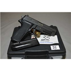 Sig Sauer Model P226R .40 Smith & Wesson Cal 10 Shot Semi Auto Pistol w/ 112 mm bbl [ appears excell