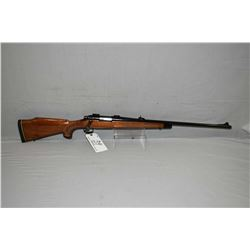 "Remington Model 700 .350 Rem Mag Cal Bolt Action Rifle w/ 24"" bbl [ blued finish, showing some wear"