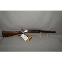 "Browning ( Miroku ) Model BL - 22 .22 LR Cal Tube Fed Lever Action Rifle w/ 20"" bbl [ blued finish,"