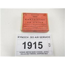 KYNOCH .303 AIR SERVICE