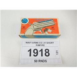 NAVY ARMS CO .41 SHORT RIMFIRE