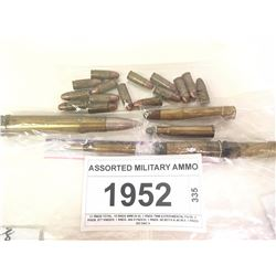 ASSORTED MILITARY AMMO