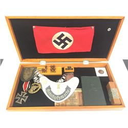 ASSORTED GERMAN MILITARY ITEMS