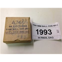 A360 9MM BALL CDN MK1