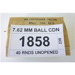 7.62 MM BALL CDN