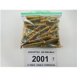 ASSORTED .300 WIN MAG