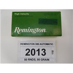 REMINGTON 380 AUTOMATIC