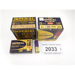 IMPERIAL 12 GA SHOT SHELLS