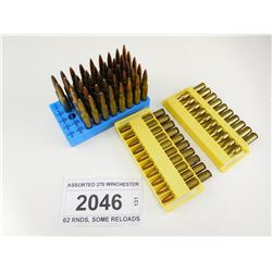 ASSORTED 270 WINCHESTER