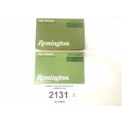 REMINGTON 280 REM 265 GR AMMUNITION
