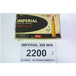 IMPERIAL 308 WIN