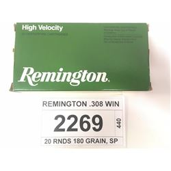 REMINGTON .308 WIN