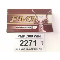 PMP .308 WIN
