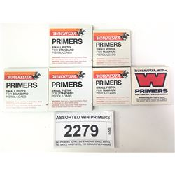 ASSORTED WIN PRIMERS