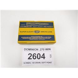DOMINION .270 WIN