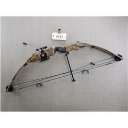 COMPOUND BOW WITH SOFT CASE