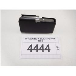 BROWNING A-BOLT 375 H+H MAG