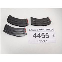 SAVAGE MKII 22 MAGS