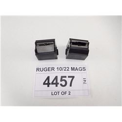 RUGER 10/22 MAGS