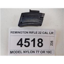REMINGTON RIFLE 22 CAL LR
