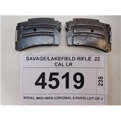 SAVAGE/LAKEFIELD RIFLE .22 CAL LR