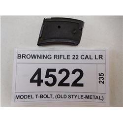 BROWNING RIFLE 22 CAL LR