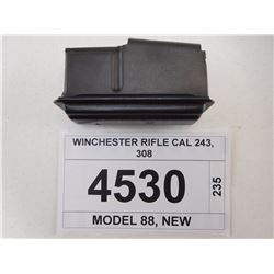 WINCHESTER RIFLE CAL 243, 308