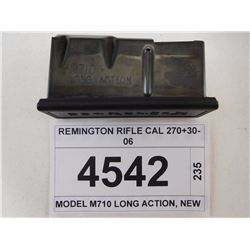 REMINGTON RIFLE CAL 270+30-06