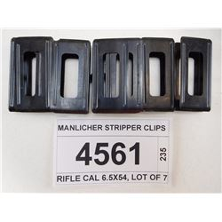 MANLICHER STRIPPER CLIPS