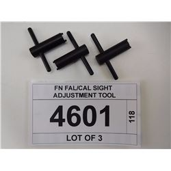 FN FAL/CAL SIGHT ADJUSTMENT TOOL