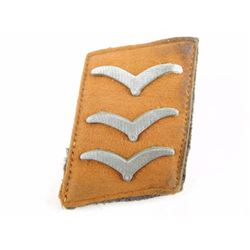 GERMAN LUFTWAFFE COLLAR PATCH