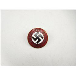 NATIONAL SOCIALIST GERMAN WORKER'S PARTY PIN