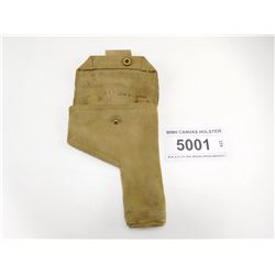 WWII CANVAS HOLSTER