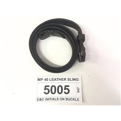 MP 40 LEATHER SLING
