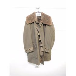LARGE SWEDISH ARMY COAT