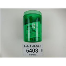 LEE 3 DIE SET