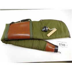 SOFT RIFLE BAG & TRIGGER LOCK