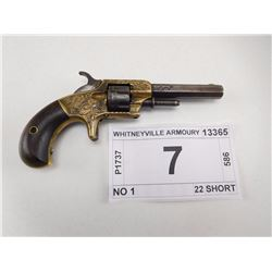 WHITNEYVILLE ARMOURY  , MODEL: NO 1 , CALIBER: 22 SHORT